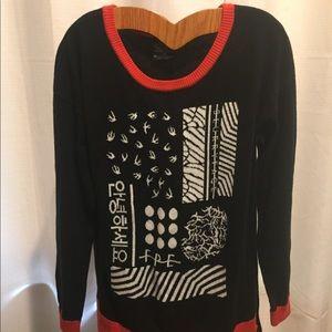 2016 Twenty-one Pilots groupie sweater! Size M